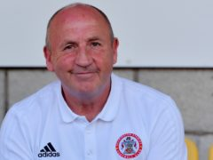 John Coleman's Accrington recorded a thumping victory on Tuesday (Anthony Devlin/PA)