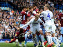 Patrick Bamford has history with Aston Villa (Clint Hughes/PA)