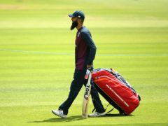 Moeen Ali is packing his bags after opting for a period of rest (Steven Paston/PA)