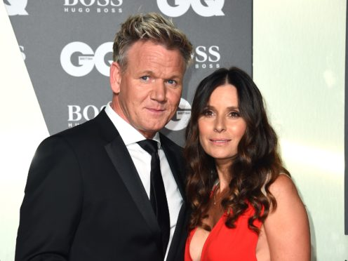 Gordon Ramsay and Tana Ramsay (Matt Crossick/PA)