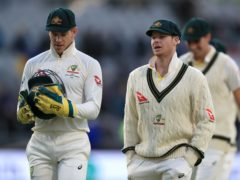 Tim Paine and Australia will not play in South Africa (Mike Egerton/PA)