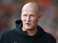 Simon Grayson takes charge of Fleetwood (Nigel French/PA)