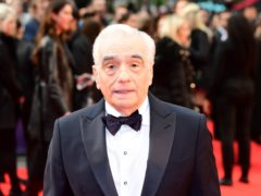 Martin Scorsese has warned cinema is being 'devalued, sidelined, demeaned and reduced' by being lumped together under the umbrella term 'content' (Ian West/PA)