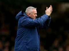 Paul Lambert's side got back to winning ways (Steven Paston/PA)