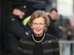 Former President of Ireland Mary Robinson has called not intervening in the case of Sheikha Latifa her 'biggest' mistake (Brian Lawless/PA)