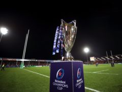 The Champions Cup is to resume with a round of 16 (Nick Potts/PA)