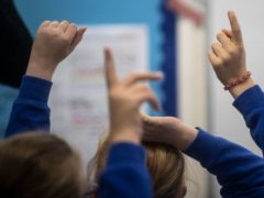 The Government is looking at how coronavirus testing of school pupils could help the return to the classroom, health minister Helen Whately said (Danny Lawson/PA)