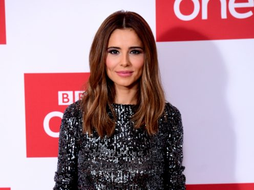 Cheryl has urged her followers to donate to Billy Monger's challenge (Ian West/PA)