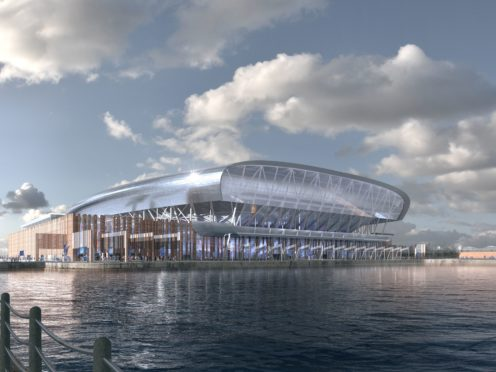 Everton have been granted planning permission for their new stadium at Bramley-Moore Dock (Credit: Everton FC)