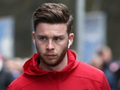 Jack Simpson made his Rangers debut on Sunday (Gareth Fuller/PA)
