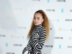 Ella Eyre was warned she could lose her hearing (Ian West/PA)