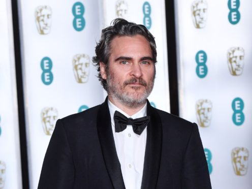 Joaquin Phoenix will be among the presenters at the 78th Golden Globes, the Hollywood Foreign Press Association (HFPA) said (Matt Crossick/PA)