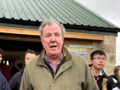 Jeremy Clarkson opened the The Squat Shop, on his farm, Diddly Squat, near Chipping Norton, in 2020 (Blackball Media)