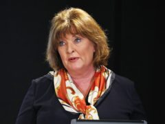 Fiona Hyslop said there had been fears of a 'cliff-edge' for unemployment (Andrew Milligan/PA)