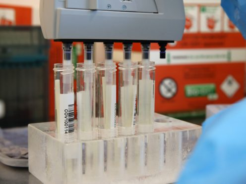 The first confirmed cases of the South African variant of Covid-19 have been detected in Northern Ireland, Health Minister Robin Swann has said (Andrew Milligan/PA)