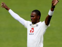 Jofra Archer will miss the second Test (Lee Smith/PA)