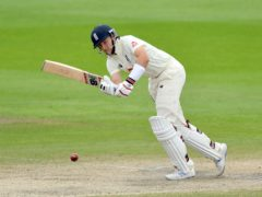 Joe Root struck 40 in the second innings (Dan Mullan/PA)