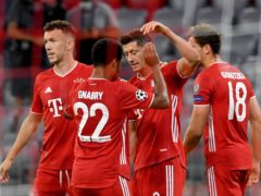Defending champions Bayern Munich have struggled in recent weeks (Sven Hoppe via DPA/PA)