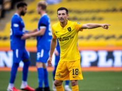 Livingston have the chemistry says Jason Holt (Craig Williamson/PA)