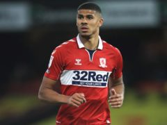 Middlesbrough striker Ashley Fletcher could be out for around three weeks with a fresh injury problem (Adam Davy/PA)