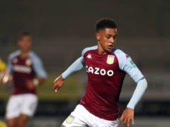 Aston Villa's Jacob Ramsey has signed a new four and a half-year deal (Mike Egerton/PA)