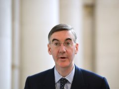 Jacob Rees-Mogg said it would be difficult to argue for MPs to be a vaccine priority group (Leon Neal/PA)