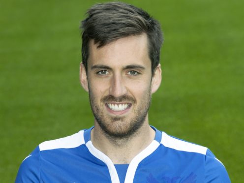St Johnstone's Callum Booth looking forward to big day at Hampden (Graeme Hart/PA)