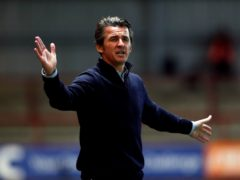 Joey Barton has been appointed Bristol Rovers boss (Alex Livesey/PA)