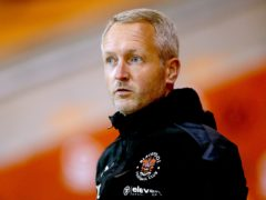 Blackpool manager Neil Critchley could have up to four players available again against Northampton (Nigel French/PA)