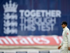 England captain Joe Root saw his side suffer a 317-run defeat in the second Test against India (Dan Mullan/PA)