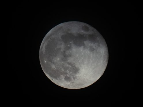 A European astronaut could be on a Moon mission by the end of the decade, the head of the ESA has said (Aaron Chown/PA)
