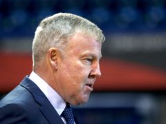 Kenny Jackett had a frustrating return as Portsmouth were held by Gillingham (Steven Paston/PA)