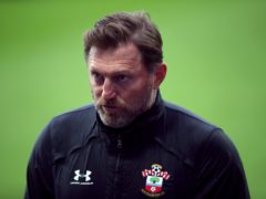 Southampton manager Ralph Hasenhuttl wants his players to sharpen their focus (Nick Potts/PA)