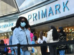 Primark is hoping for strong sales when stores reopen later this year (Jacob King/PA)
