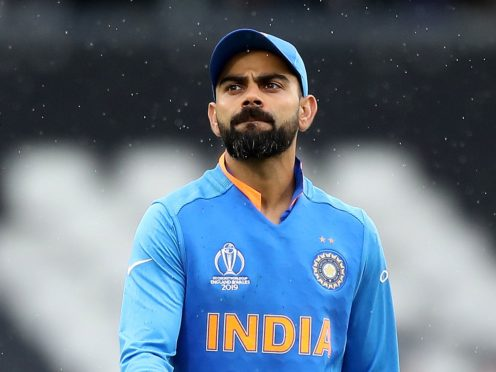 Virat Kohli is unconcerned about what pitch and conditions await his India side (Martin Rickett/PA)