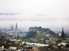 There are concerns about the loss of housing stock in Edinburgh due to short-term holiday lets (Jane Barlow/PA)