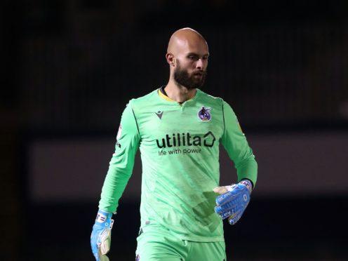 Jordi Van Stappershoef ensured Bristol Rovers took all three points (David Davies/PA)