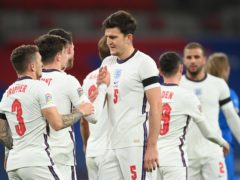 England have announced Euro 2020 warm-up games against Austria and Romania (Michael Regan/PA)