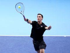 Joe Salisbury has made the semi-finals of the Australian Open men's doubles (John Walton/PA)
