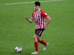 Luke O'Nien equalised for Sunderland (Richard Sellers/PA)