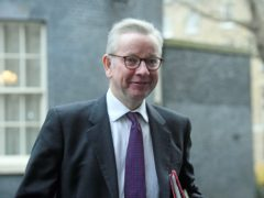 Michael Gove is to lead a review into the possible use of vaccine passports as part of the road map for releasing England's coronavirus lockdown (Kirsty O'Connor/PA)