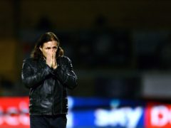 Gareth Ainsworth saw Wycombe lose 7-2 at Brentford at the weekend (Simon Galloway/PA)
