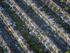 The number of UK home sales was nearly a quarter higher in January than in the same month a year earlier, according to figures from HM Revenue and Customs (Victoria Jones/PA)