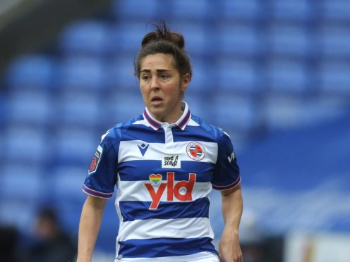 Fara Williams has made 10 Women's Super League appearances for Reading this season (Andrew Matthews/PA)