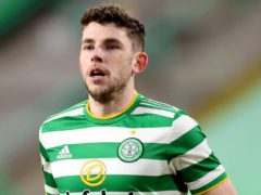 Ryan Christie has an ankle issue (Jeff Holmes/PA)
