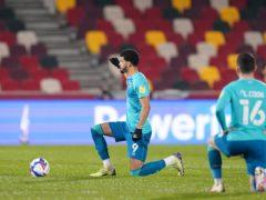 Bournemouth players will no longer take the knee before games (John Walton/PA)