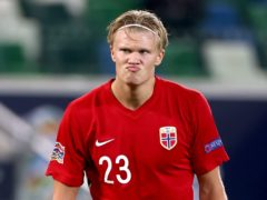 Erling Haaland is a man in demand according to the papers (Liam McBurney/PA)