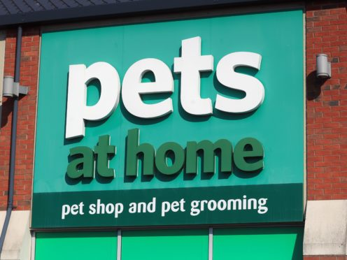 Pets At Home has issued another profits upgrade following strong sales since the start of the year (Mike Egerton/PA)