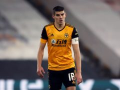 Conor Coady is expected to return to face Southampton on Sunday. (Nick Potts/PA)