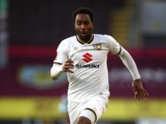 Cameron Jerome added the gloss for MK Dons (Tim Goode/PA)